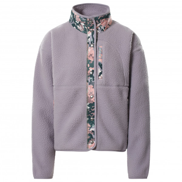 The North Face - Women's Cragmont Fleece Jacket - Giacca in pile