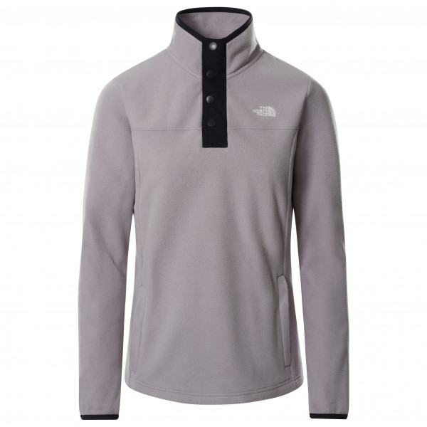 The North Face - Women's Homesafe 1/4 Zip Fleece Pullover - Pullover in pile