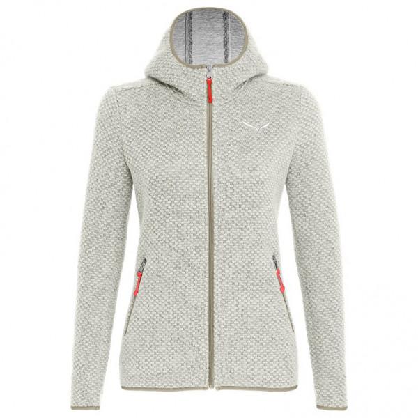 Women's Woolen 2L Hoody - Wool jacket