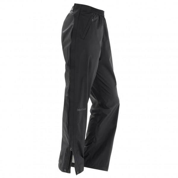 Marmot - Women's Precip Full Zip Pant - Sadehousut