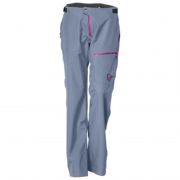 Norrøna - Women's Bitihorn Dri3 Pants - Hardshellhousut