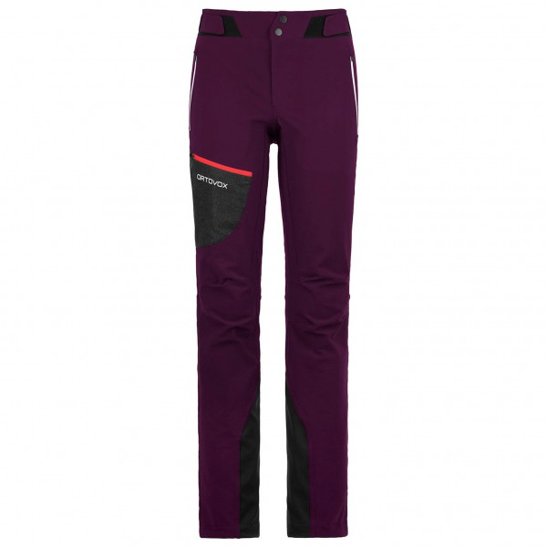Ortovox - Women's (MI) Pants Piz Badile - Touring pants