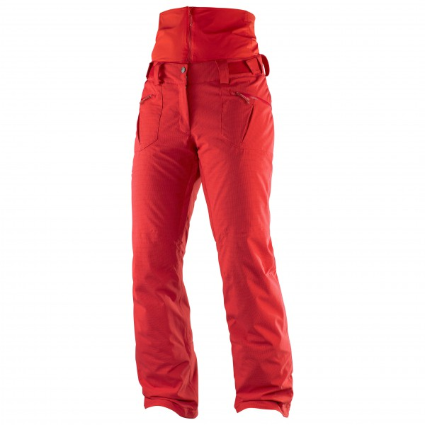 Salomon - Women's QST Snow Pant - Skihose