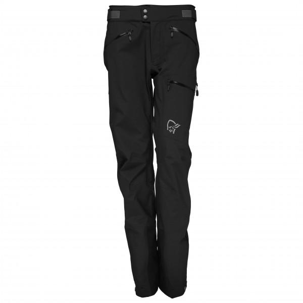 Norrøna - Women's Trollveggen Gore-Tex Light Pro Pants - Regenhose