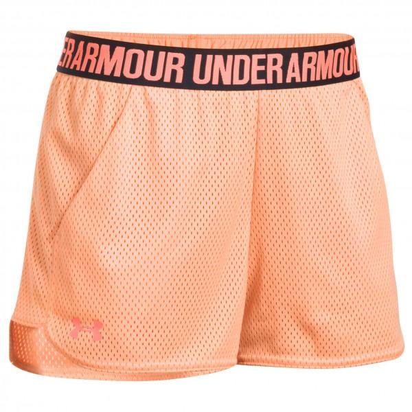 Under Armour - Women's Mesh Play Up Short - Träningsbyxor