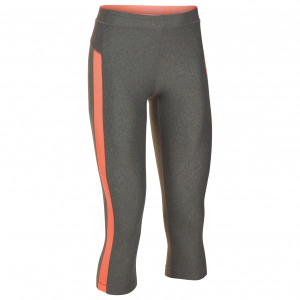 Under Armour - Women's UA HG Armour Coolswitch Capri - Träningsbyxor