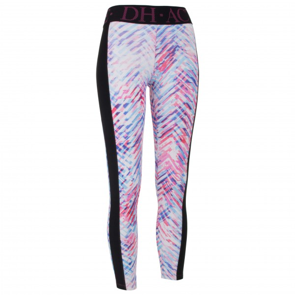 Deha - Women's Active Printed Tights - Träningsbyxor