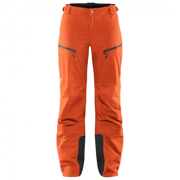 Fjällräven - Women's Bergtagen Eco-Shell Trousers - Regnbukser