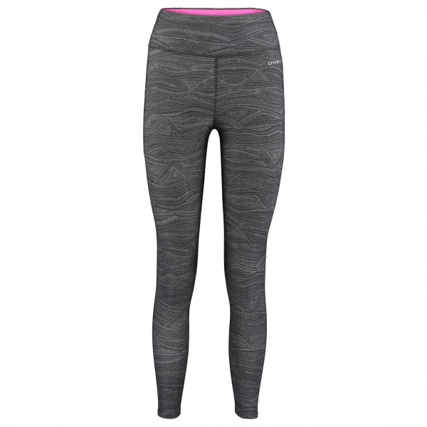 O'Neill - Women's Printed Legging 7/8 Length - Trainingsbroeken