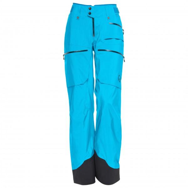Norrøna - Women's Lofoten Gore-Tex Pro Light Pants - Skidbyxa
