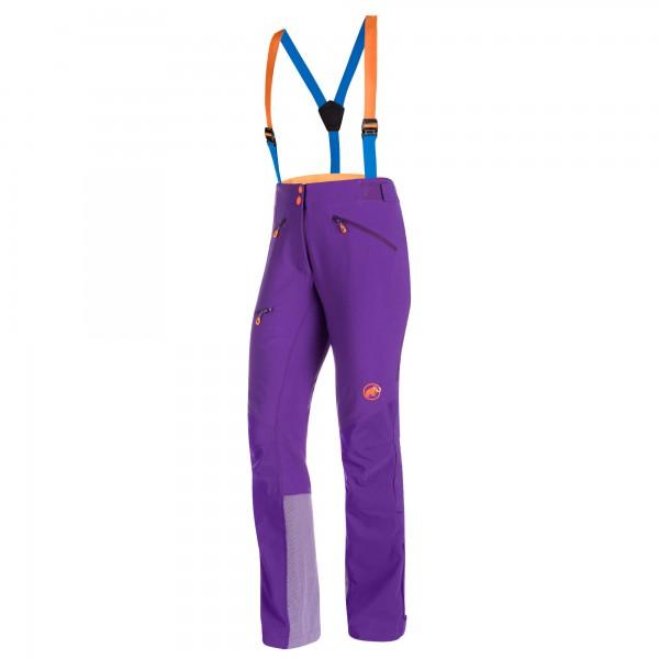 Mammut - Eisfeld Guide Softshell Pants Women - Retkeilyhousut