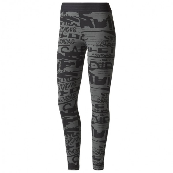 adidas - Women's Sport ID Tight AOP - Trainingshose