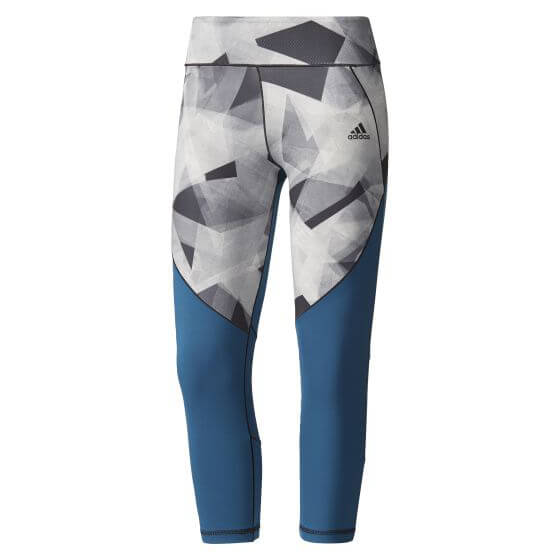 adidas - Women's Ultimate Cut & Sew 3/4-Tights - Trainingshose