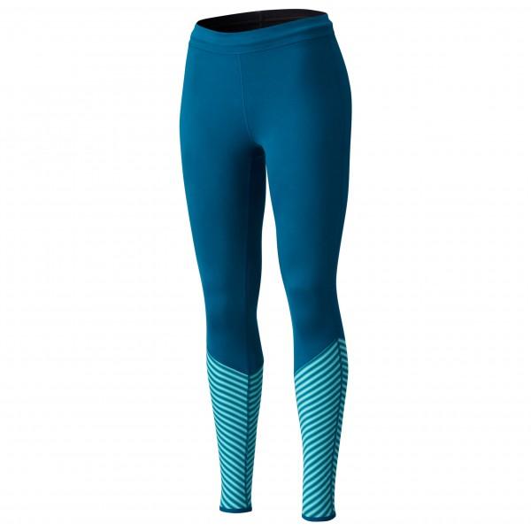 Mountain Hardwear - Women's Butterlicious Stripe Tight - Træ
