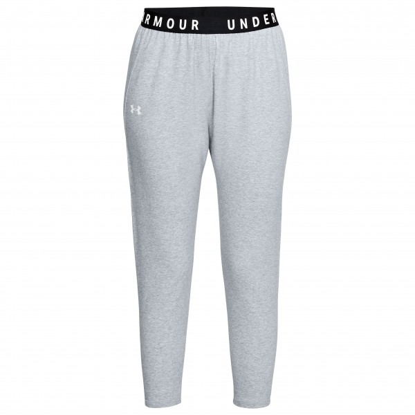Under Armour - Women's Favorite Tapered Slouch - Träningsbyxa