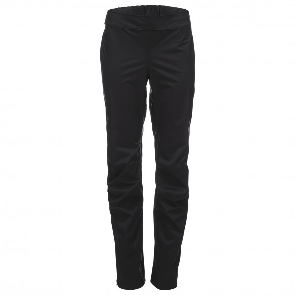 Black Diamond - Women's Stormline Stretch FullZip Rain Pants - Regenhose