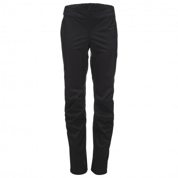 Black Diamond - Women's Stormline Stretch FullZip Rain Pants - Waterproof trousers