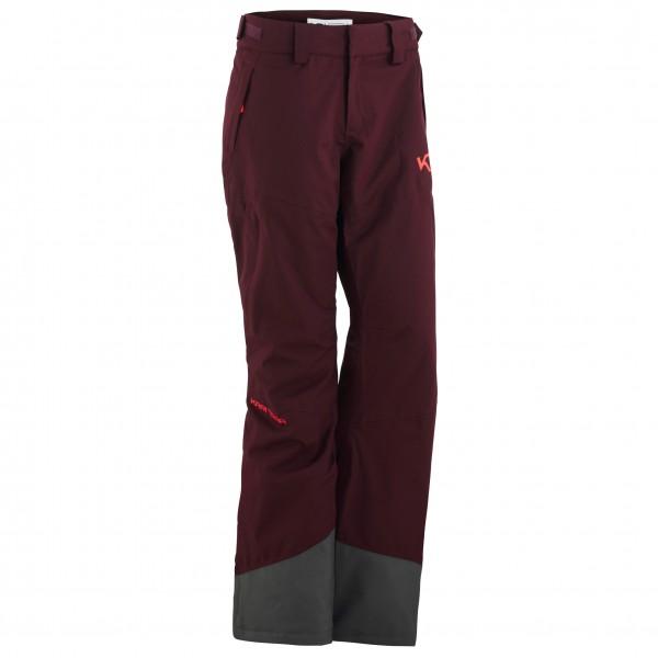 Kari Traa - Women's Front Flip Pant - Hiihto- ja lasketteluhousut