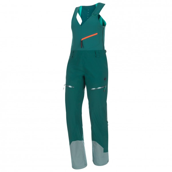 Mammut - Women's Alvier HS Soft Bib Pants - Skidbyxa