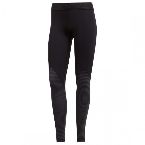 adidas - Women's Alphaskin Sport Long Tight Print
