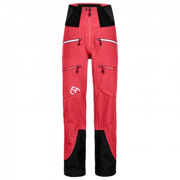 Ortovox - Women's 3L Guardian Shell Pants - Skibroeken