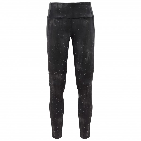 The North Face - Women's 24/7 Mid Rise Printed Tight - Tracksuit trousers
