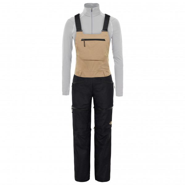The North Face - Women's Ceptor Bib - Ski trousers