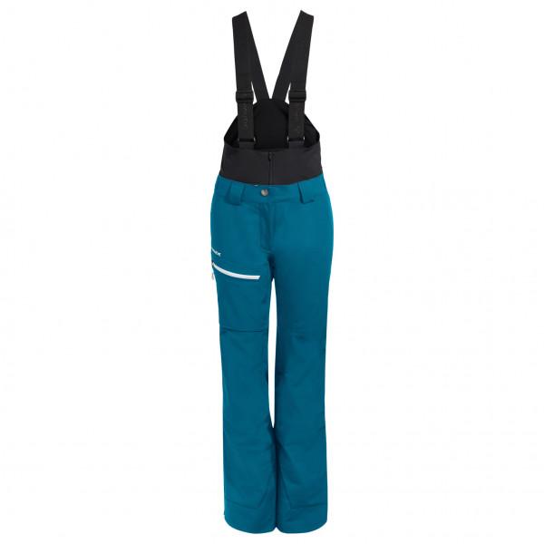 Vaude - Women's Back Bowl Pants III - Hiihto- ja lasketteluhousut