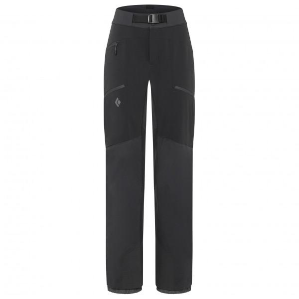 Black Diamond - Women's Dawn Patrol Hybrid Pants - Regenhose