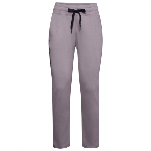 Under Armour - Women's Rival Fleece Pants - Verryttelyhousut