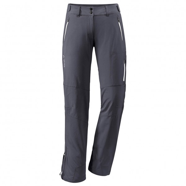 Vaude - Women's Ducan Pants - Softshellhousut