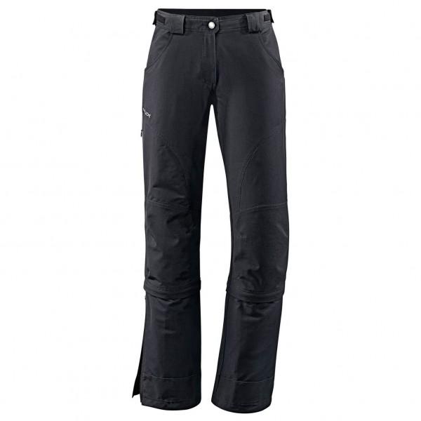 Vaude - Women's Rokua T-Zip Pants - Softshellbroek
