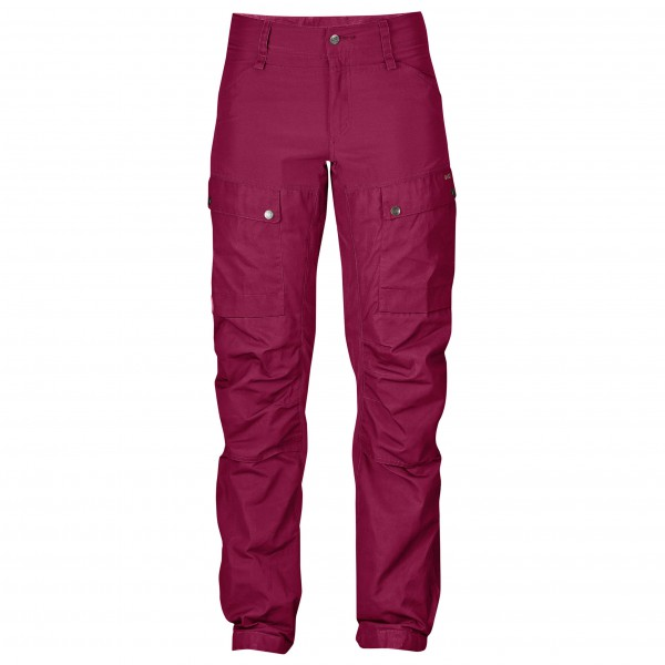 Fjällräven - Women's Keb Trousers - Softshellhose