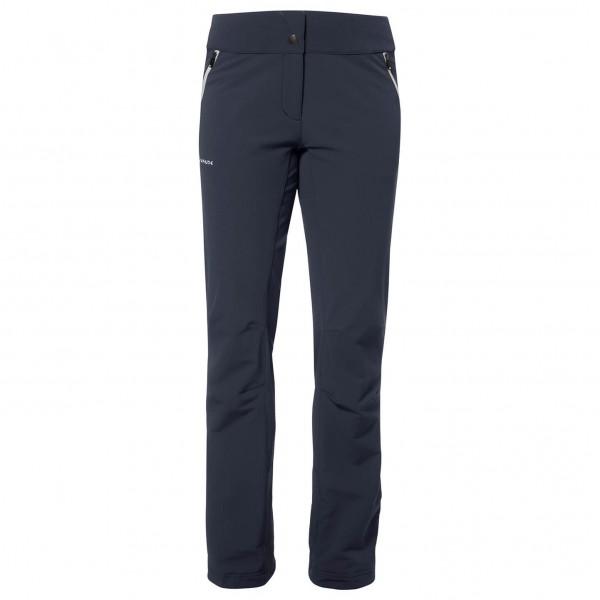 Vaude - Women's Montafon Pants III - Softshellbroek
