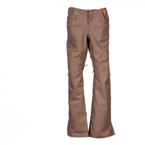 Holden - Women's Standard Pant Skinny Fit Stretch Twill