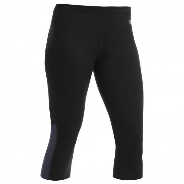 Icebreaker - Women's Atom Legless - Yoga pants