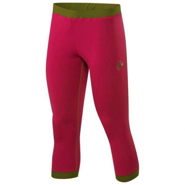 Mammut - Sunridge IN 3/4 Pants Women - Fleecebroek