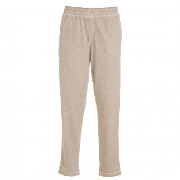 Deha - Women's Easy Boyfriend Pants Flammé Fleece - Pantalón de yoga