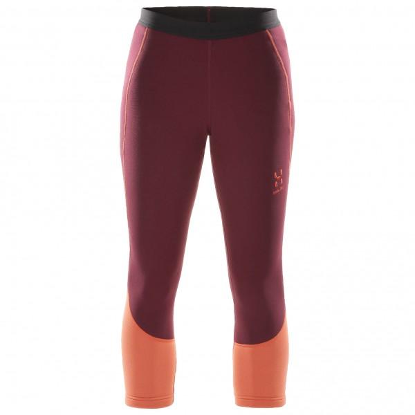 Haglöfs - Women's Heron Knee Tights - Pantalón de forro polar