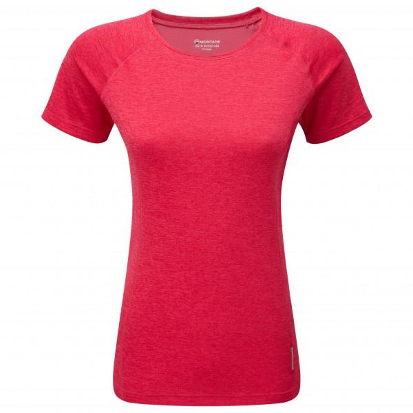 Montane - Women's Dart T-Shirt - Joogapaita