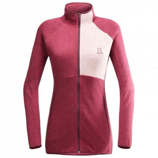 Haglöfs - Women's Nimble Jacket - Fleecetakki