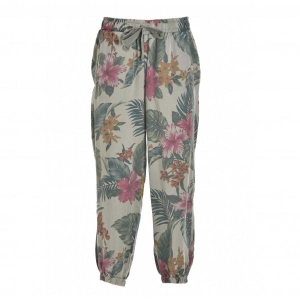Deha - Women's Printed Ancle Jogger Pants - Pantalón de yoga