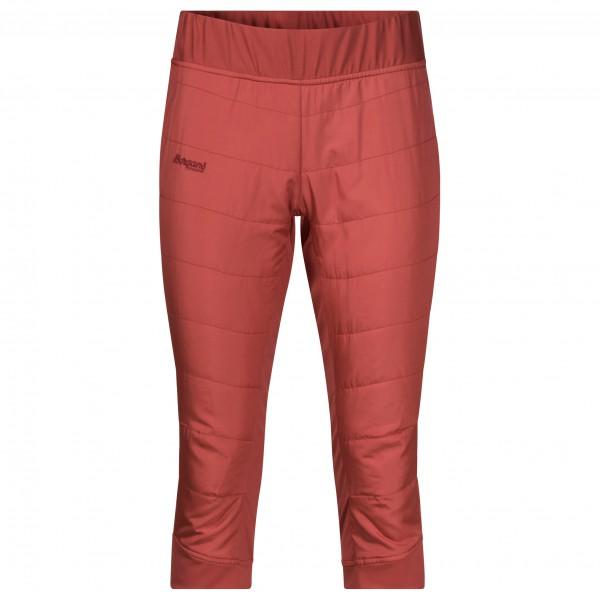 Bergans - Women's Stranda Hybrid 3/4 Pant - Tekokuituhousut