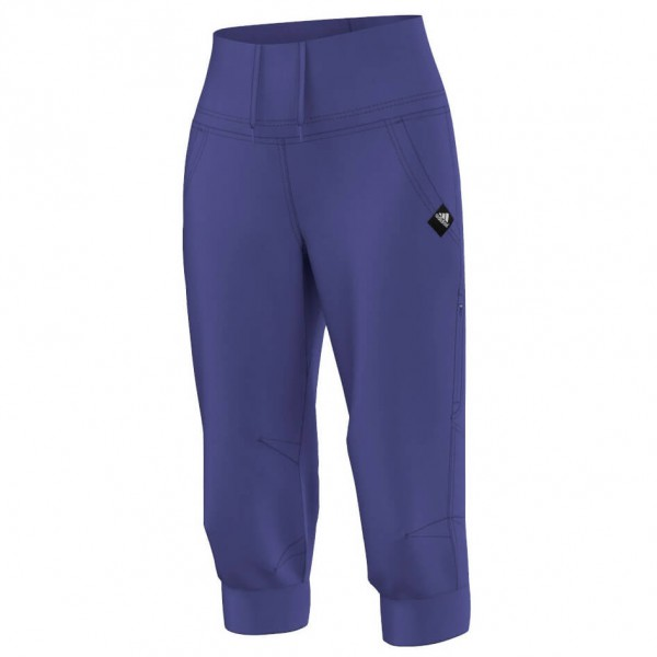 Adidas - Women's ED 3/4 Climb Pant - Klimbroek