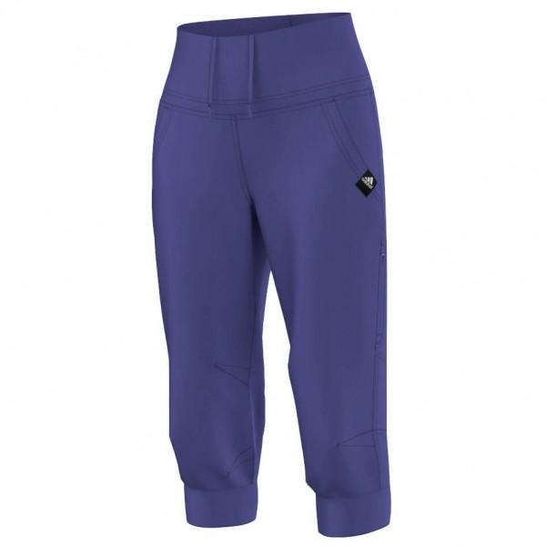 Adidas - Women's ED 3/4 Climb Pant - Pantalon d'escalade
