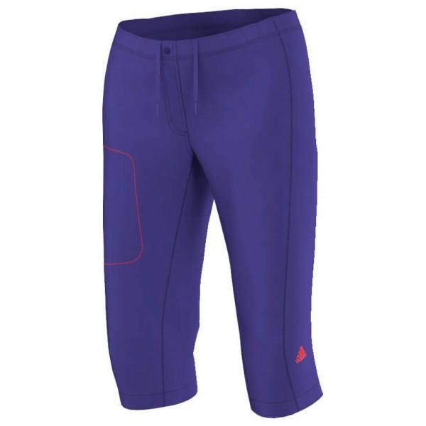 Adidas - Women's TS Free Flex Capri - Pantalon d'escalade