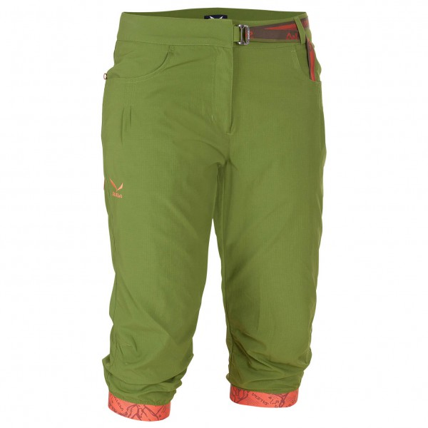 Salewa - Women's Rhytmo Dry 3/4 Pant - Boulderhose