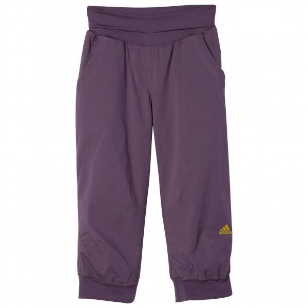 Adidas - Women's Felsblock Capri - Kiipeilyhousut