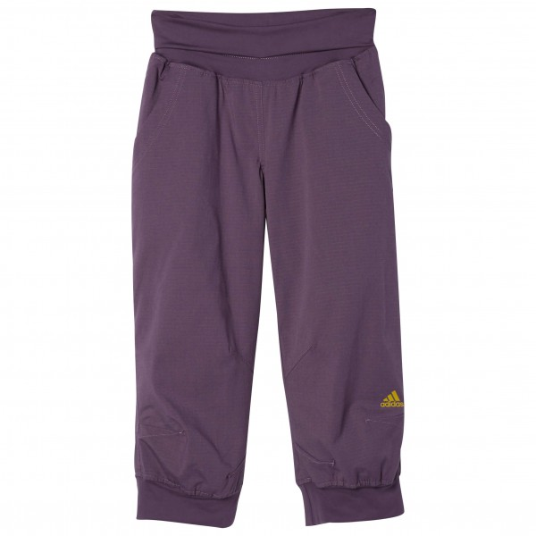 adidas - Women's Felsblock Capri - Pantalon d'escalade