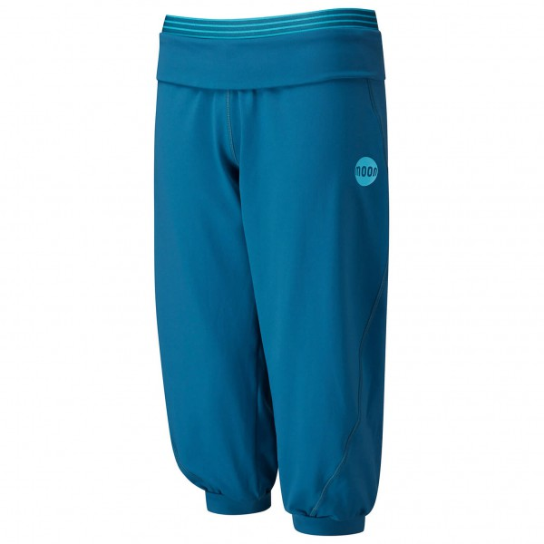 Moon Climbing - Women's Roll Top Capri - Klimbroek